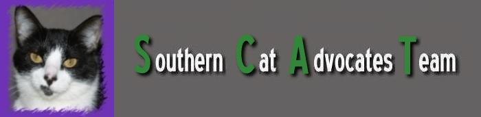 Southern Cat Advocates Team